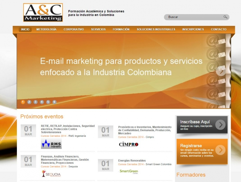 [AyC Marketing Web by Zola
