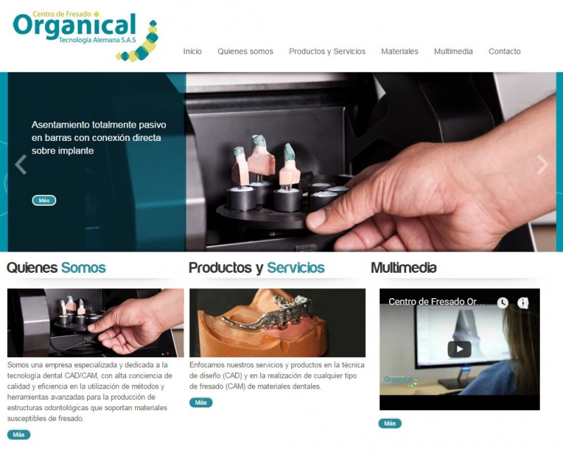 CF Organical Web by Zola